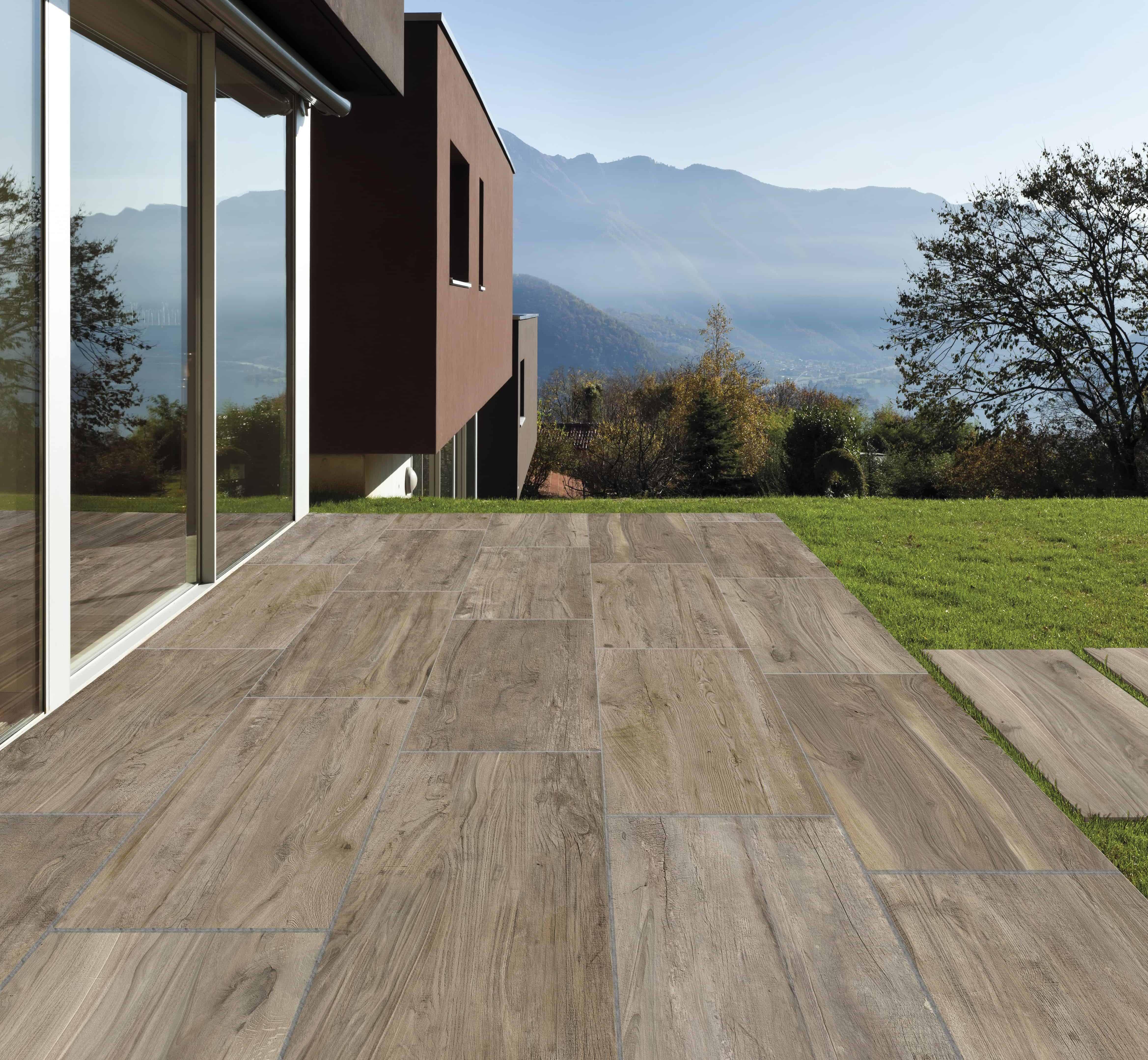 rondine ceramica hard and soft h20 collection outdoor indoor floor tiles brown