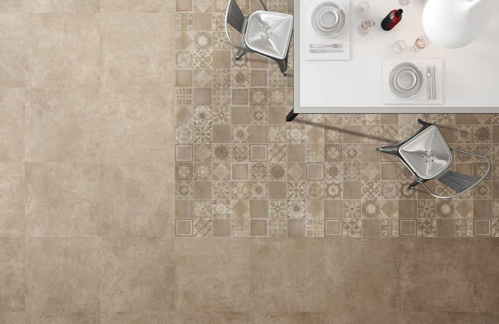 Novabell Tribeca indoor outdoor tile flooring