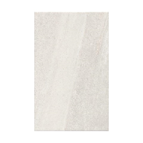 Fiji Stone White Matt Wall Tile 40x25, White Stone Tile Bathroom