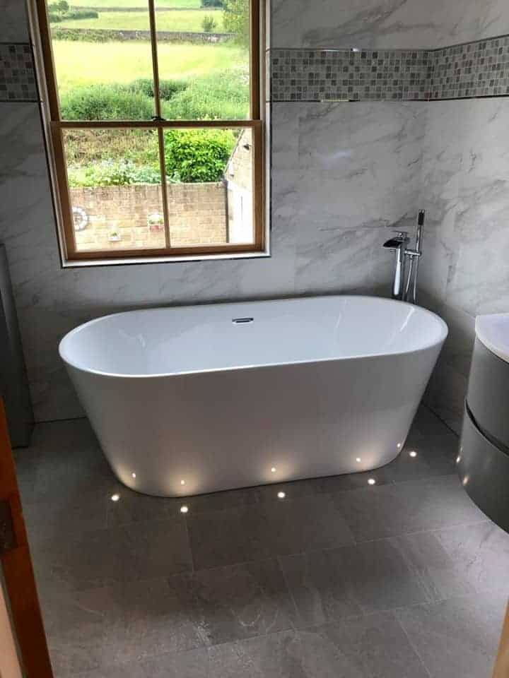 Eternal xrock and main stone MBH plumbing bathroom tiles wall and floor emc tiles