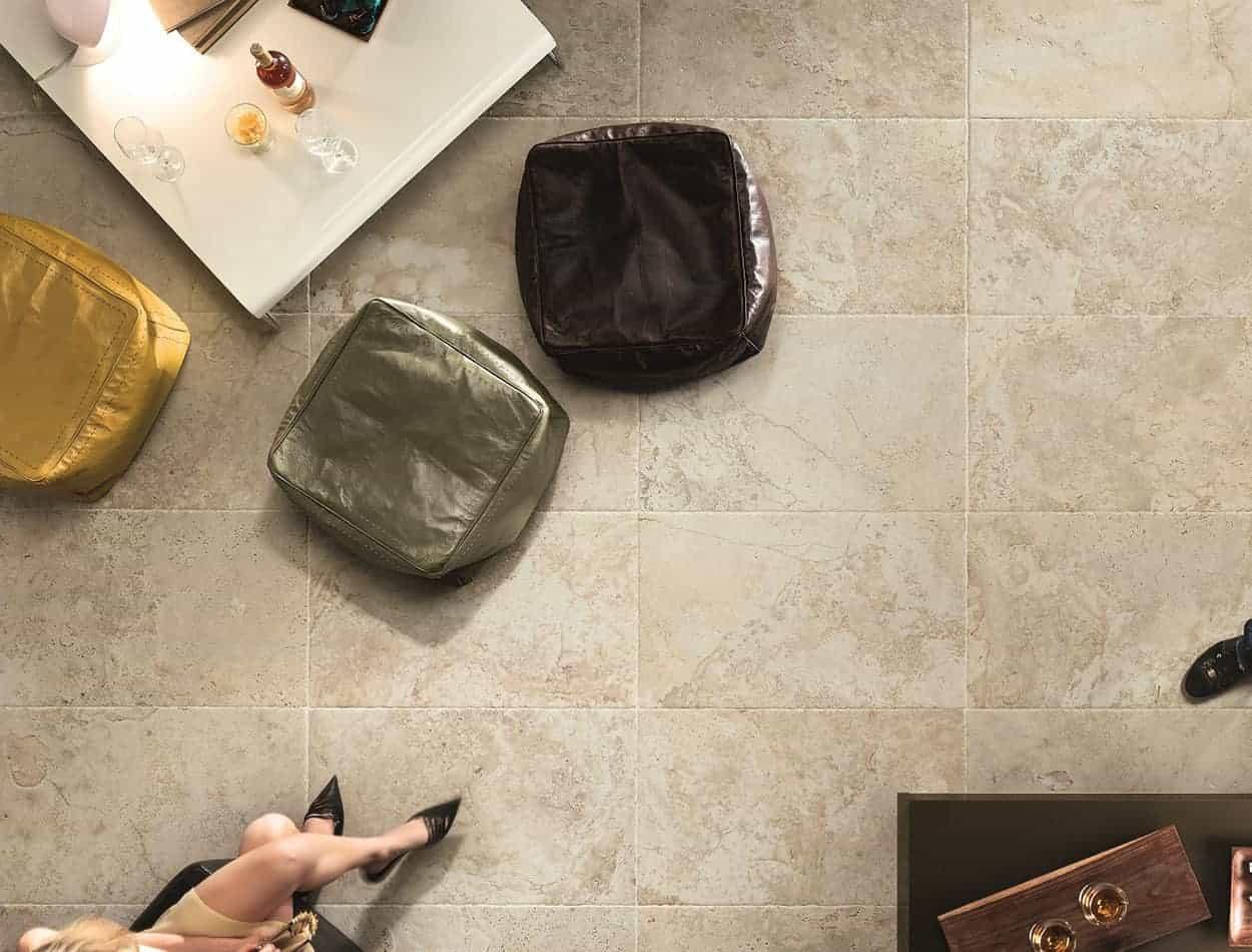 Instone Bone Matt Floor Wall Tile 75x45 Emc Tiles