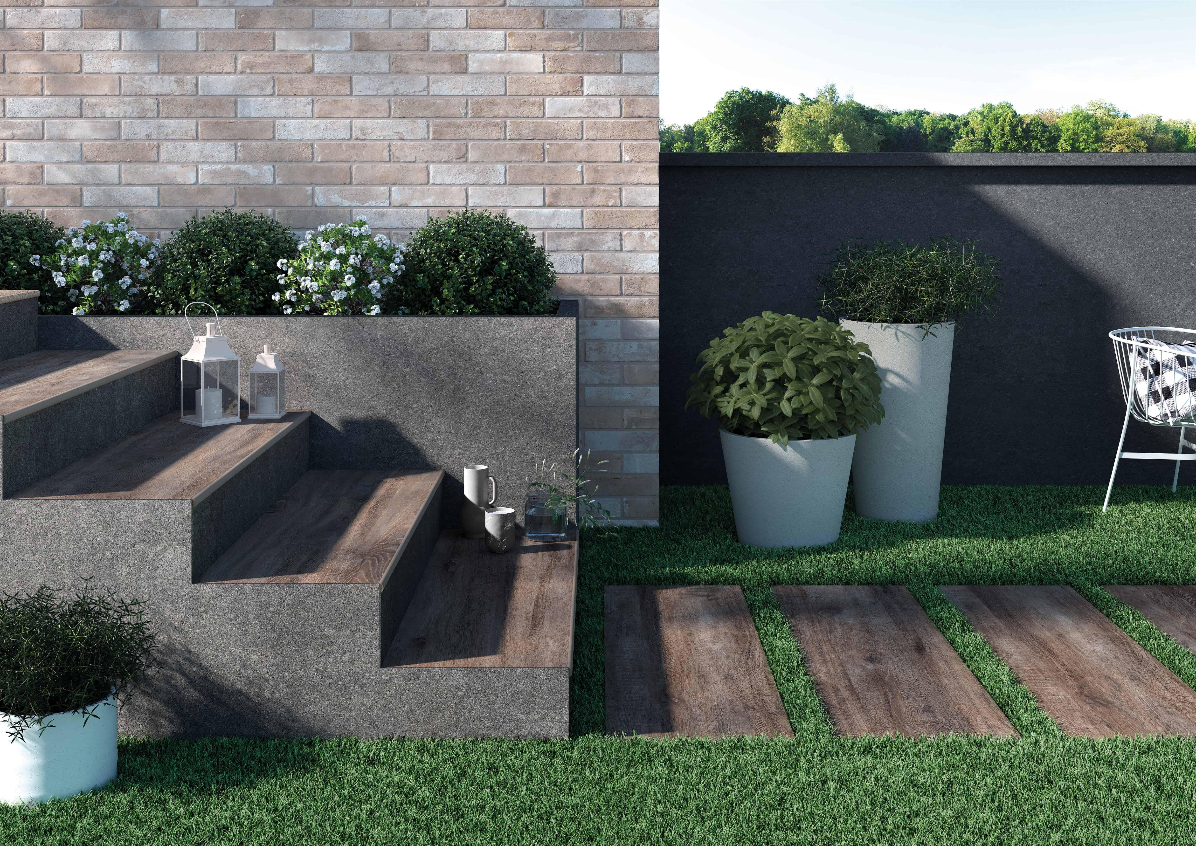 emc tiles rondine greenwood wood effect tile outdoor