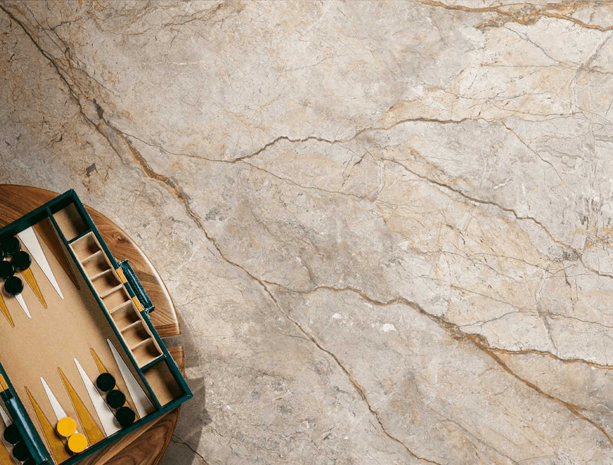 The Room marble large format tiles from Imola at EMC Tiles