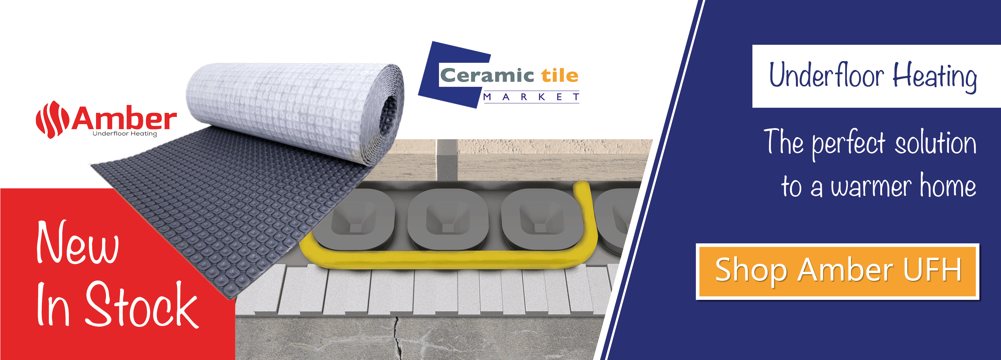 ceramic tile market underfloor heating emc tiles