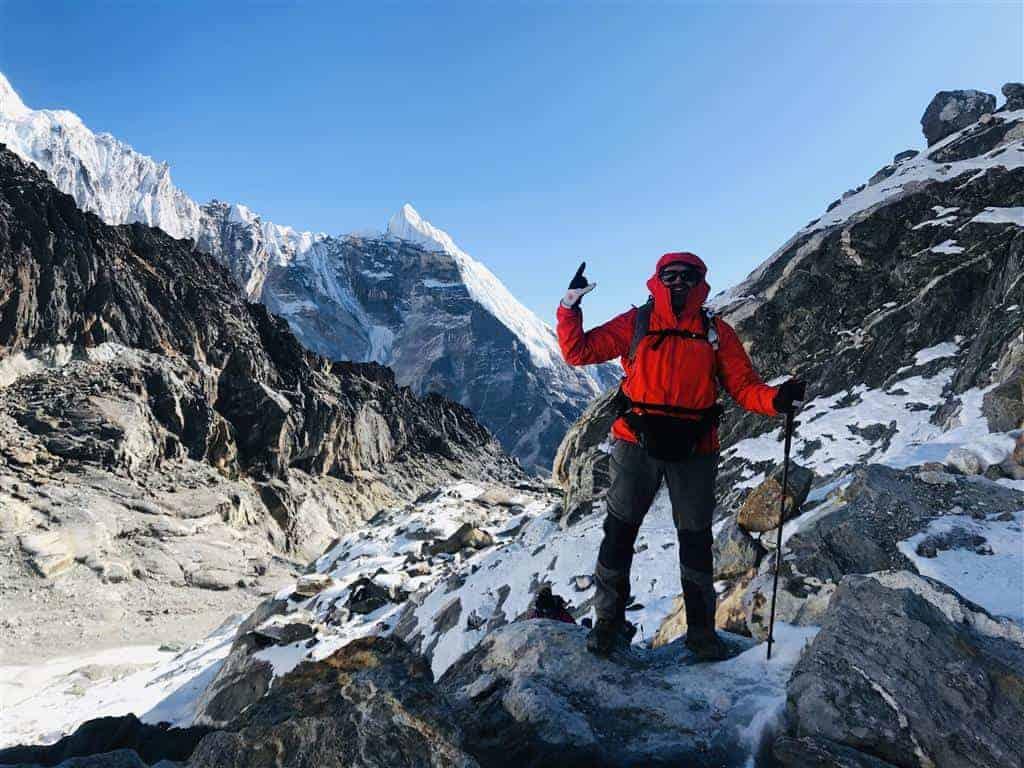 emc tiles proici associates mount everest fundraising trek mountains