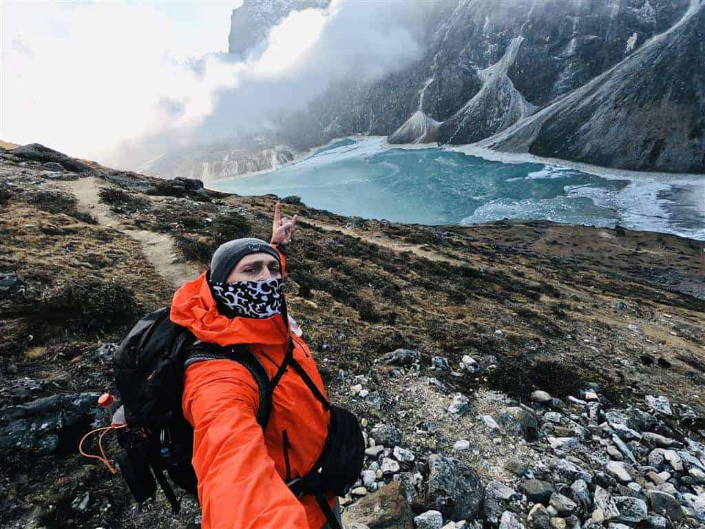 emc tiles proici associates mount everest fundraising trek glacier lake