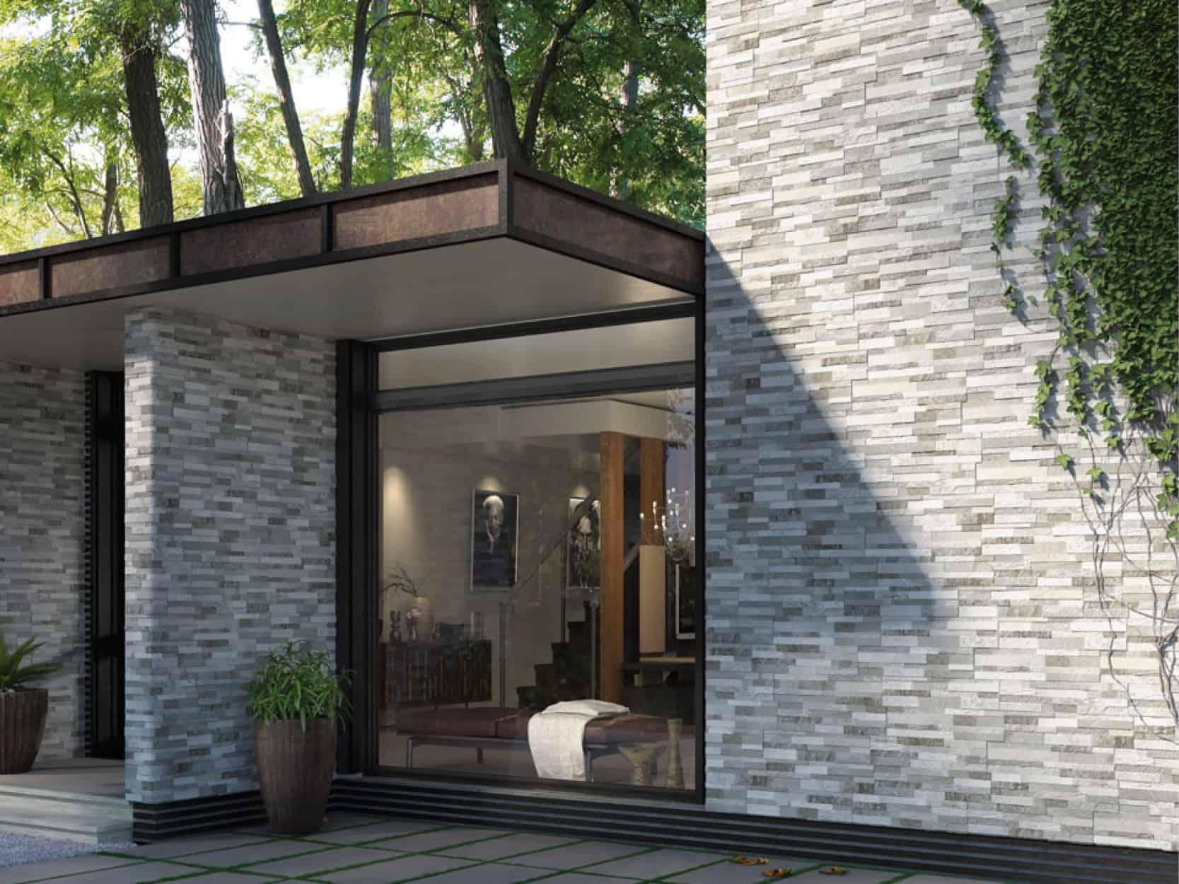cubics 3d wall tiles split face porcelain emc tiles outdoor indoor walls