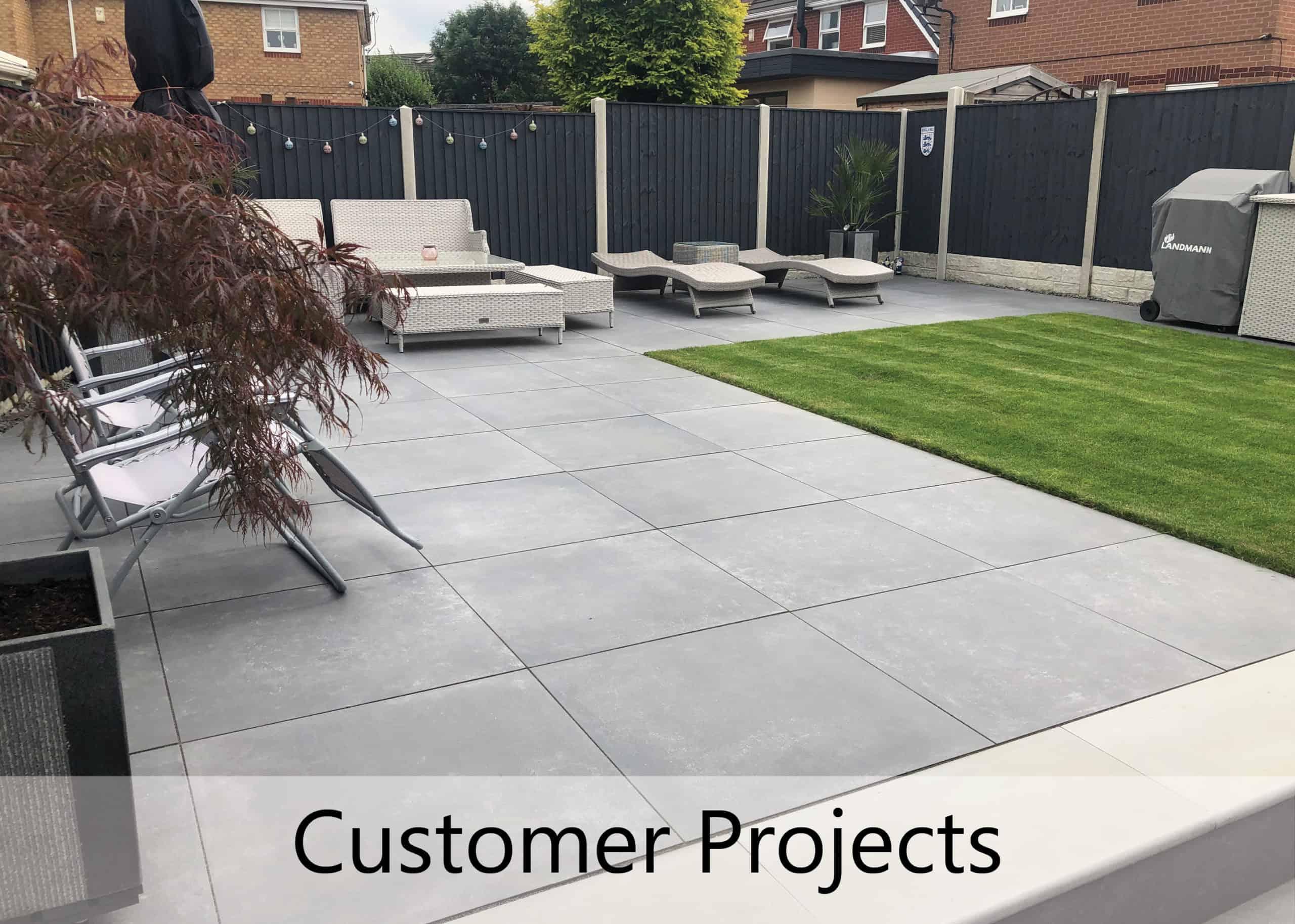 emc tiles customer projects outdoor 20mm kitchen bathroom