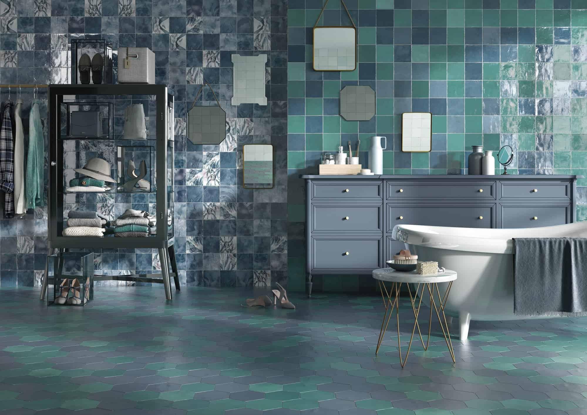 emc tiles wall and floor tiles souk crackle plain pattern