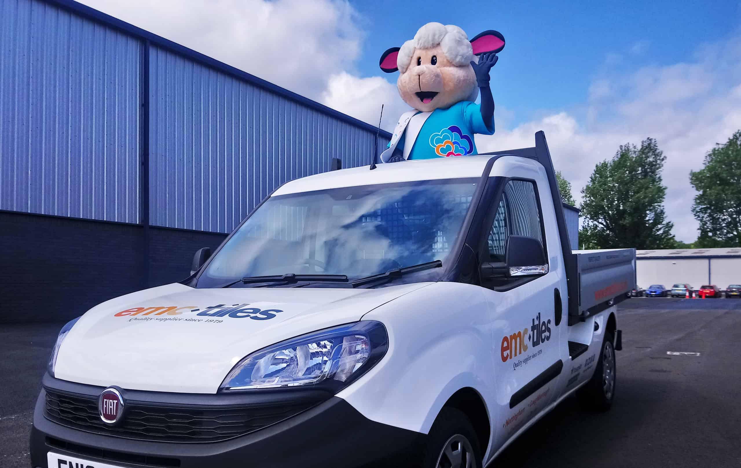 emc tiles lambe derby and burton hospitals charity