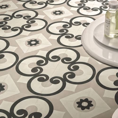Patterned Tiles