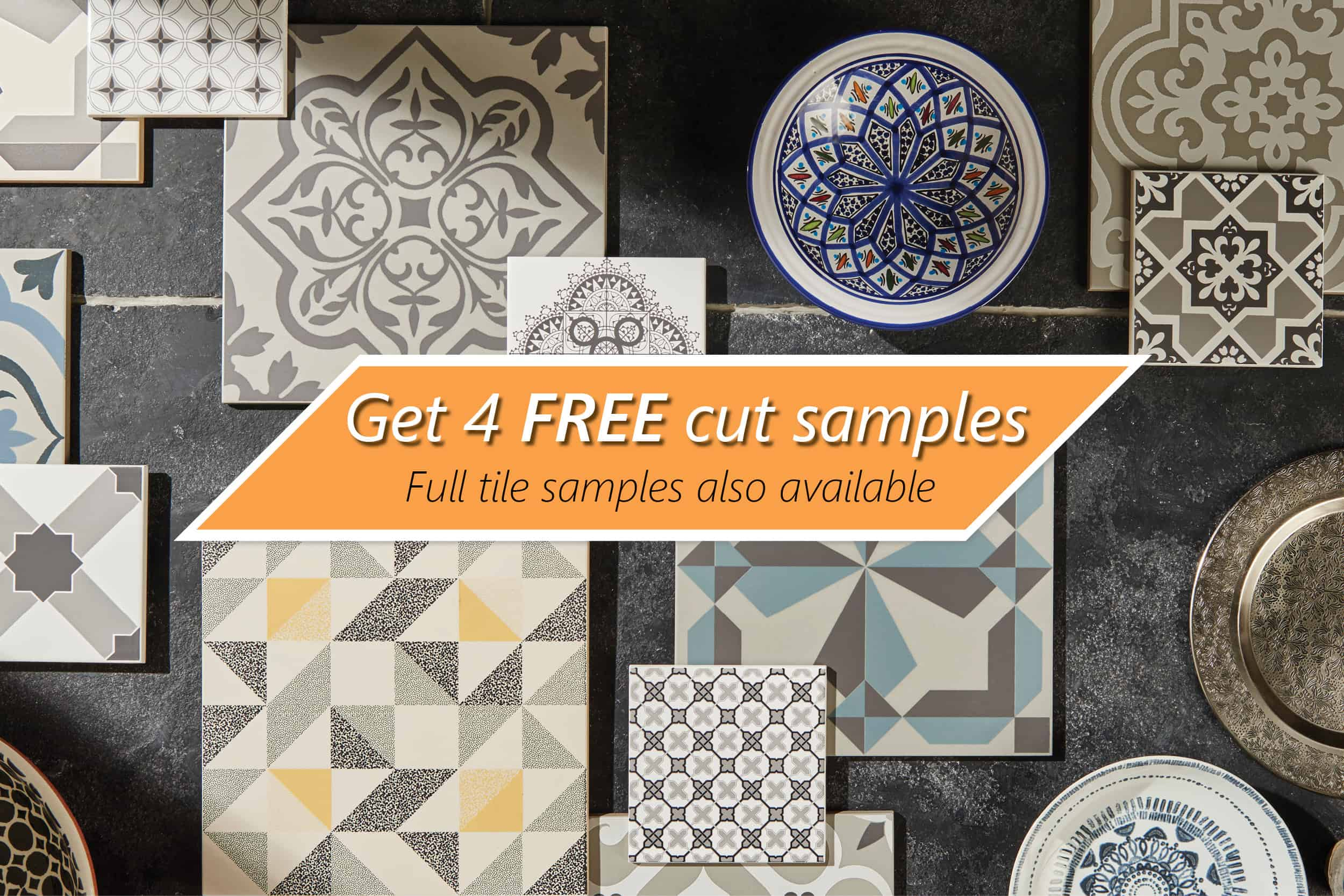 home page samples block